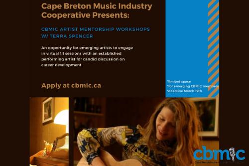 CBMIC Artist Mentorship Workshop