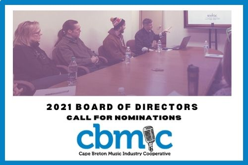 2021 AGM Announcement & Call for Nominations for CBMIC Board of Directors