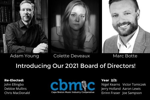 Announcing the CBMIC 2021 Board of Directors