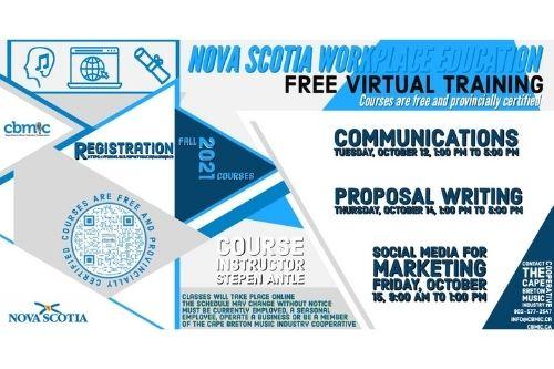 Opportunity: Free Virtual Training!